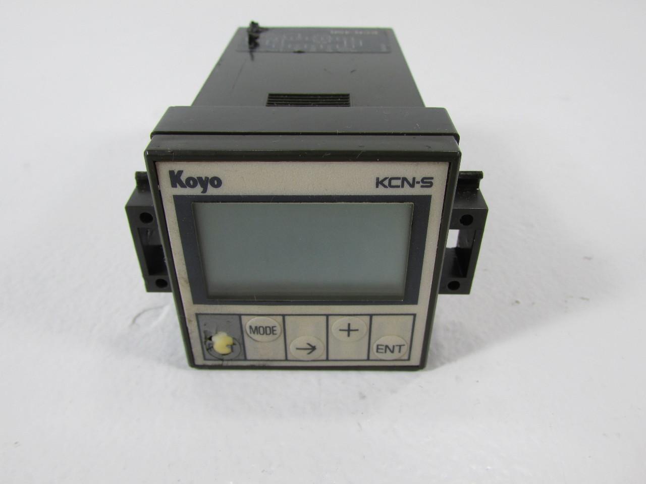 Koyo Kcn S Kcn 4sr Temperature Controller Premier