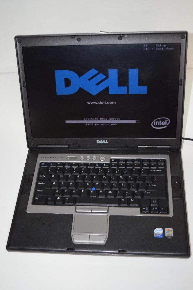 Dell Latitude D820 Pp04x Laptop Windows 7 Pro Premier