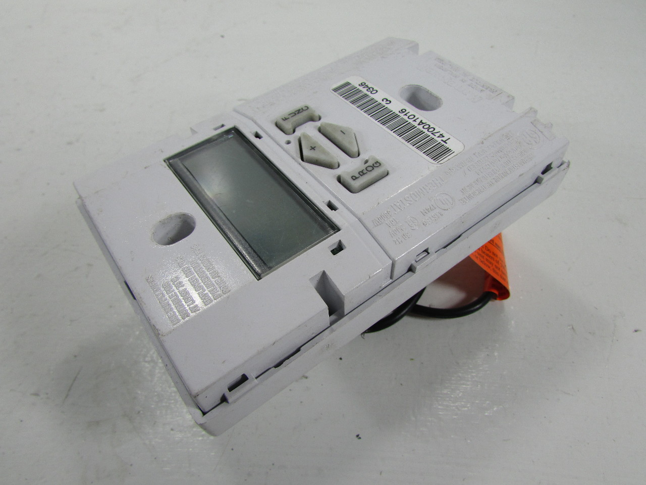 Honeywell T87k Thermostat Wiring Diagram Diagrams Hvac Color Code 3 Wire Zone Valve Furnace