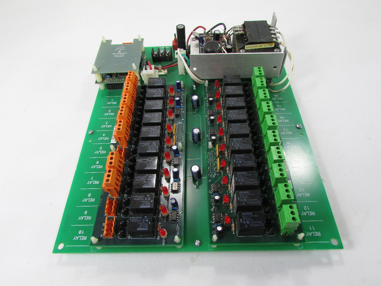 Bindicator Son210052 Rev D Mother Pcb Assembly Multi Point
