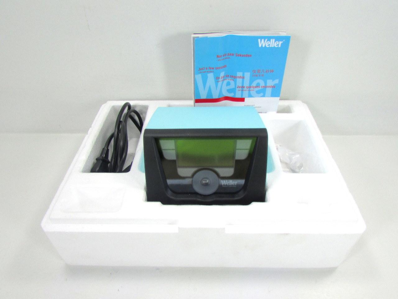 Weller WX demonstration -