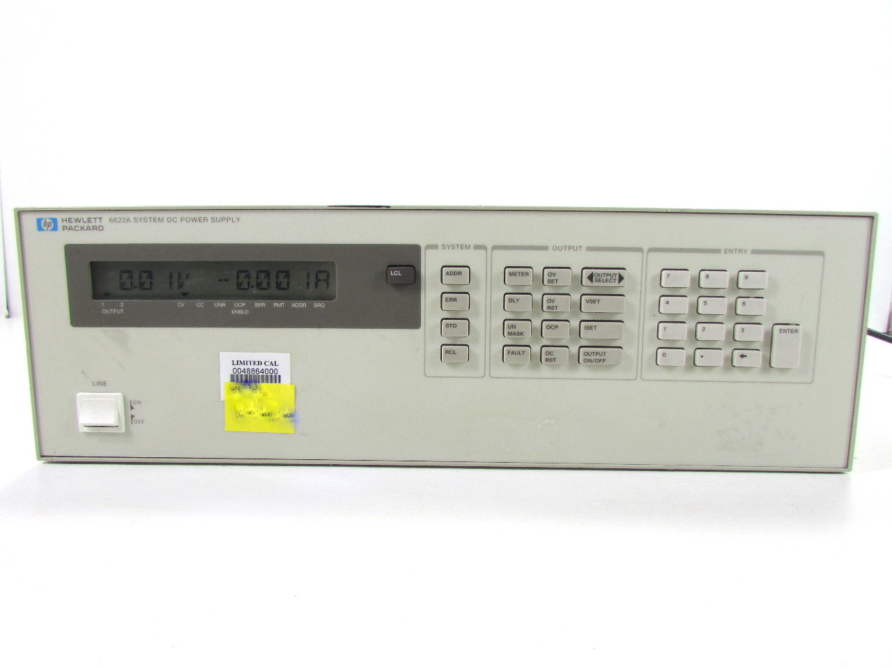 6622a Power Supply