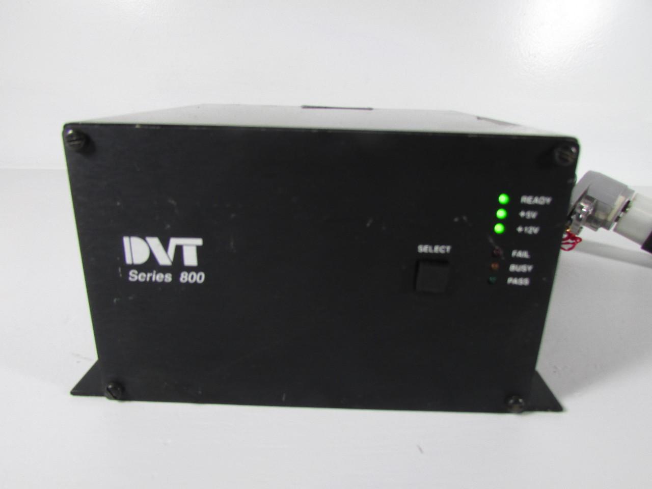 Dvt Series 800 Model 800 25 Dc 512k Premier Equipment