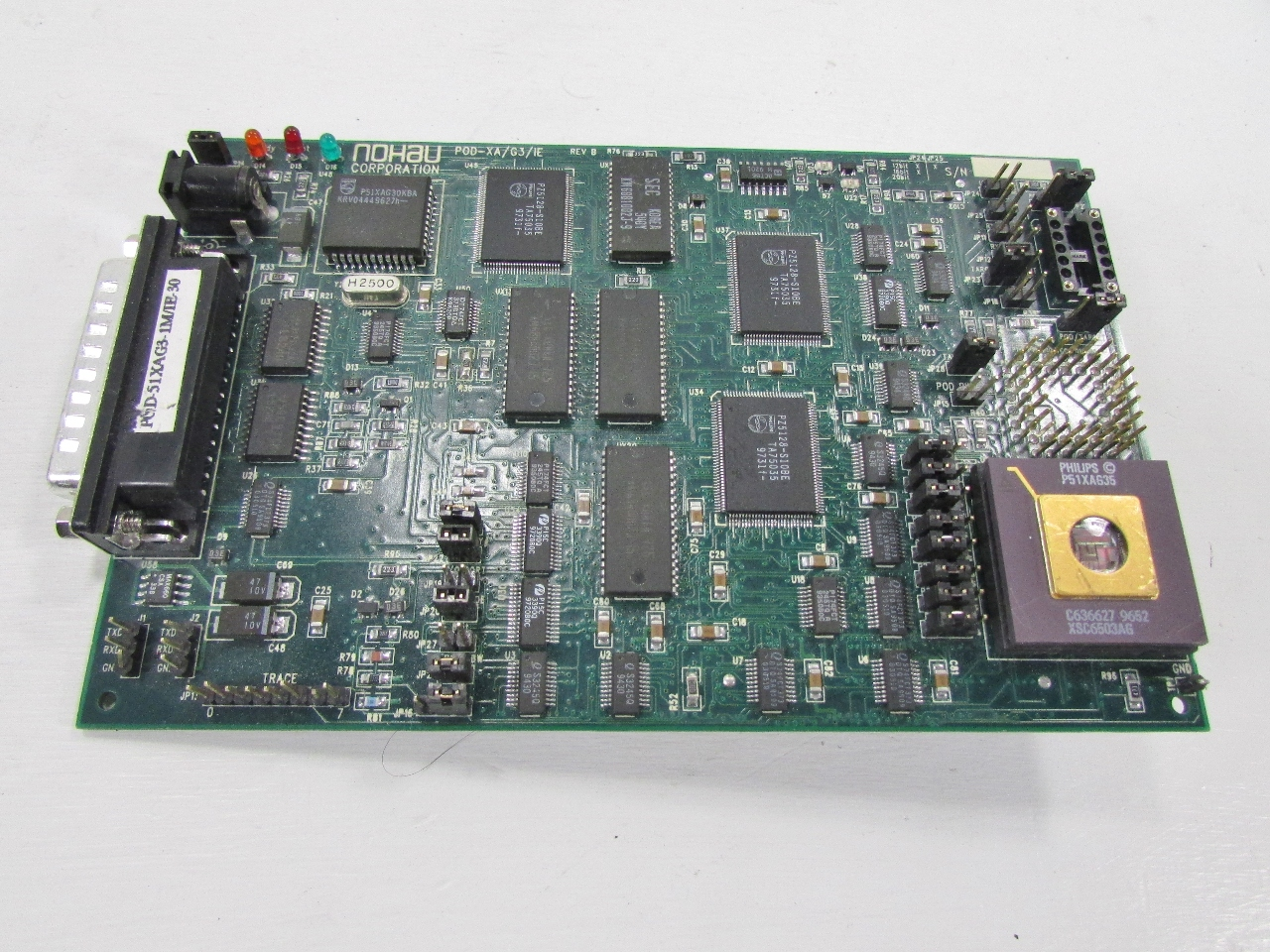 * NOHAU CORPORATION POD-XA/G3/IE POD BOARD #2 | Premier Equipment Solutions, Inc.