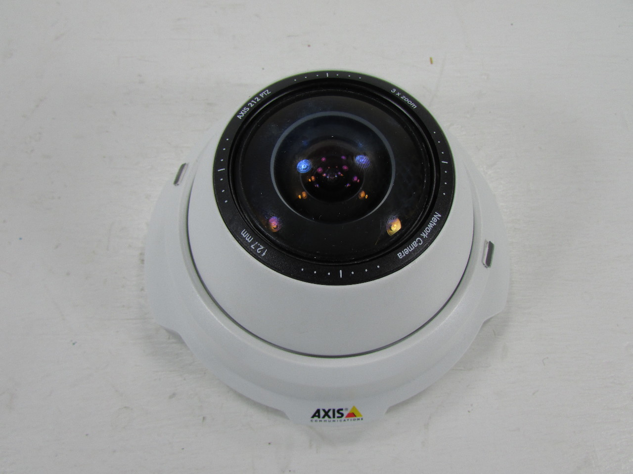 new axis 212 ptz network security camera 0257 001 04 ebay. Black Bedroom Furniture Sets. Home Design Ideas