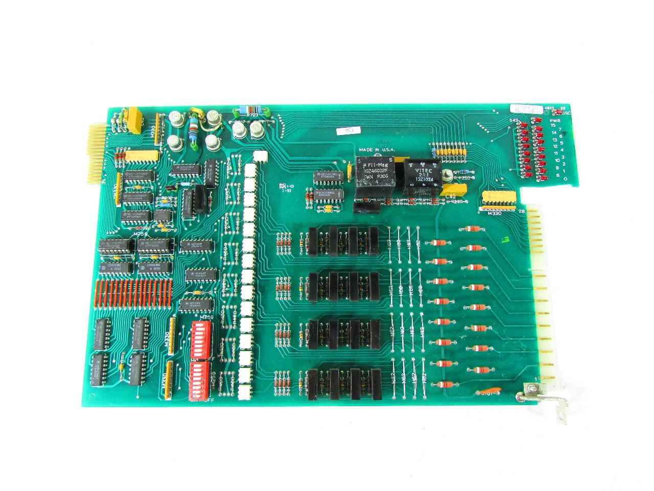 WESTINGHOUSE 7379A06G02 CONTROL CIRCUIT BOARD | Premier Equipment  Solutions, Inc