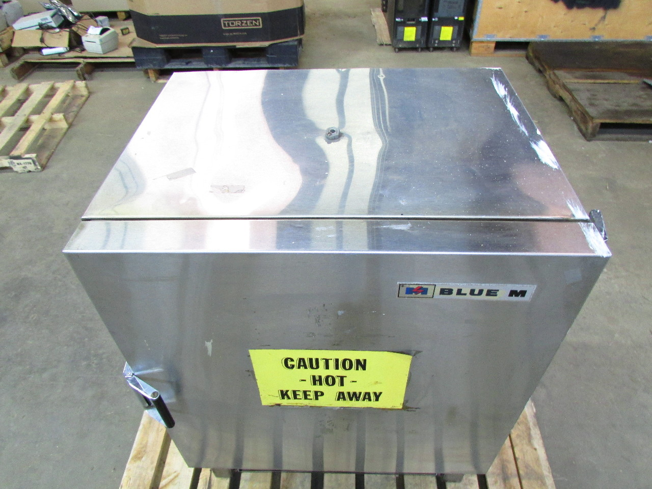BLUE M OV 520C 2 STABIL THERM 38°C to 260°C OVEN CABINET CONSTANT  #8F9734