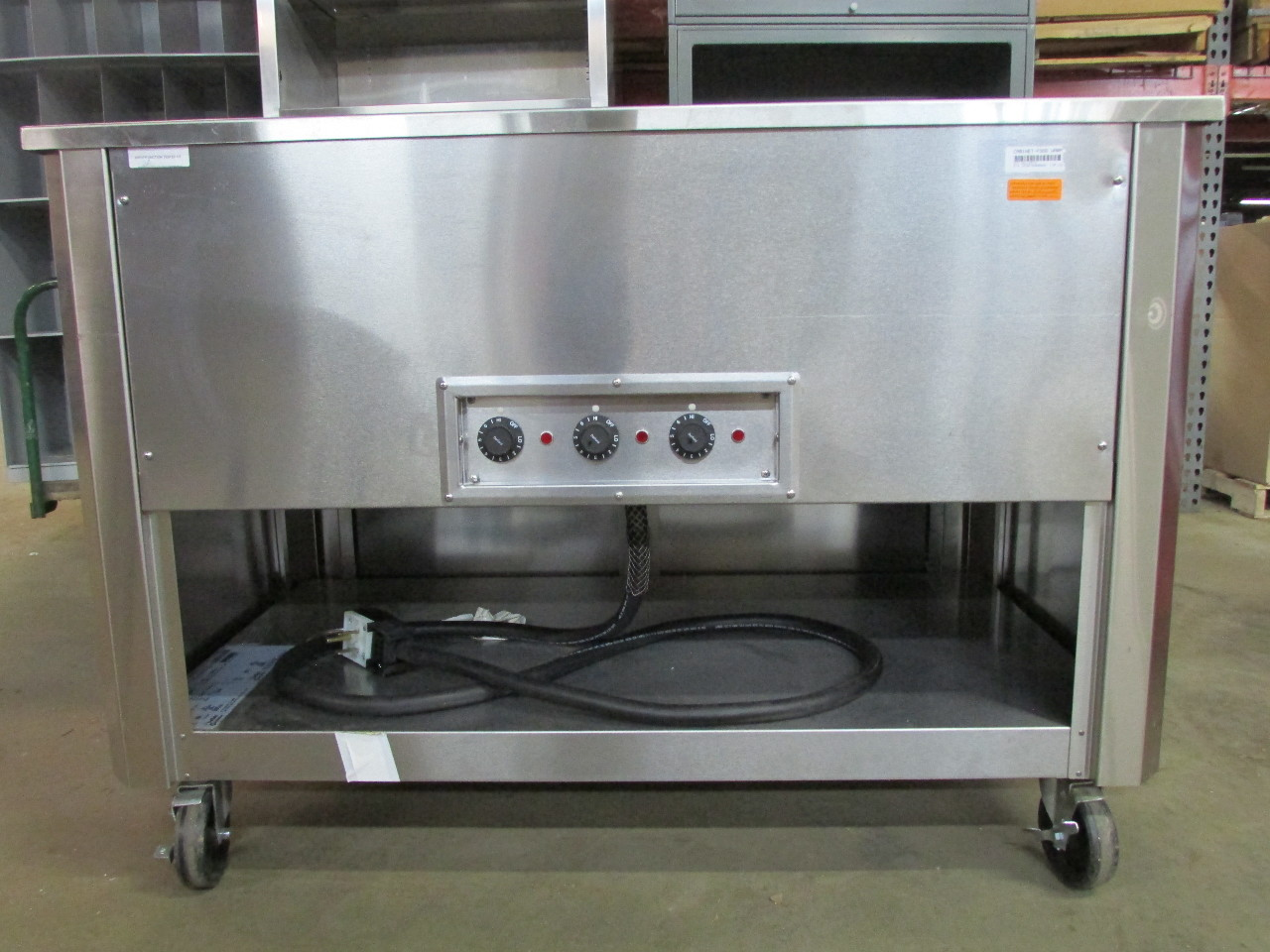 Delfield Manitowoc Food Warming Cabinet N8745 Restaurant