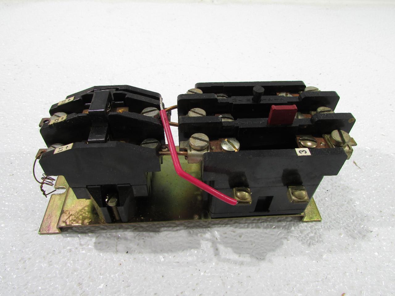 Furnas 16ne32ag 3 pole electric magnetic starter Furnas motor starter