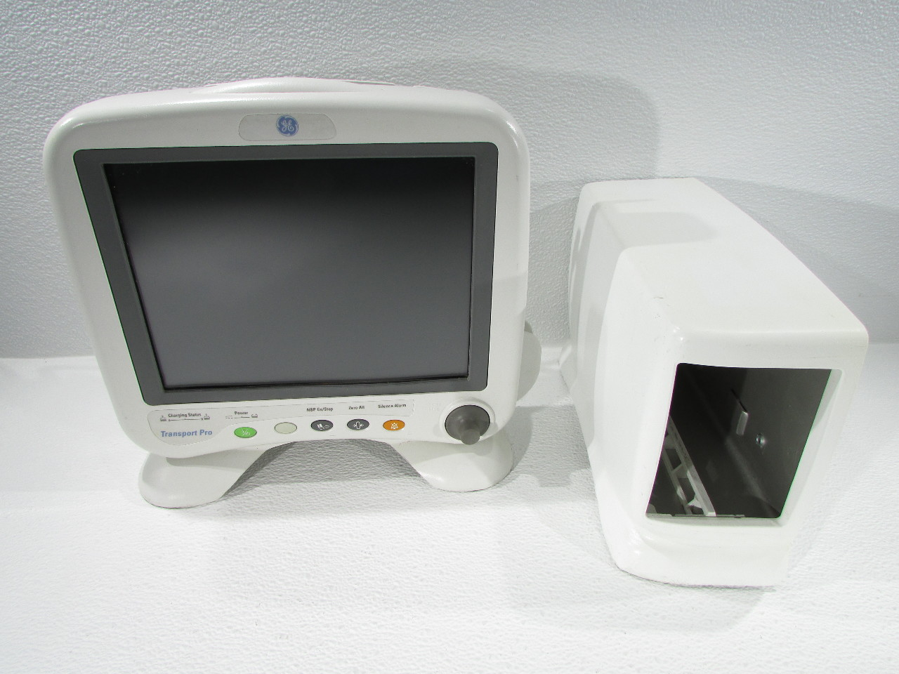 Transport Monitoring System : Ge medical systems transport pro patient monitor