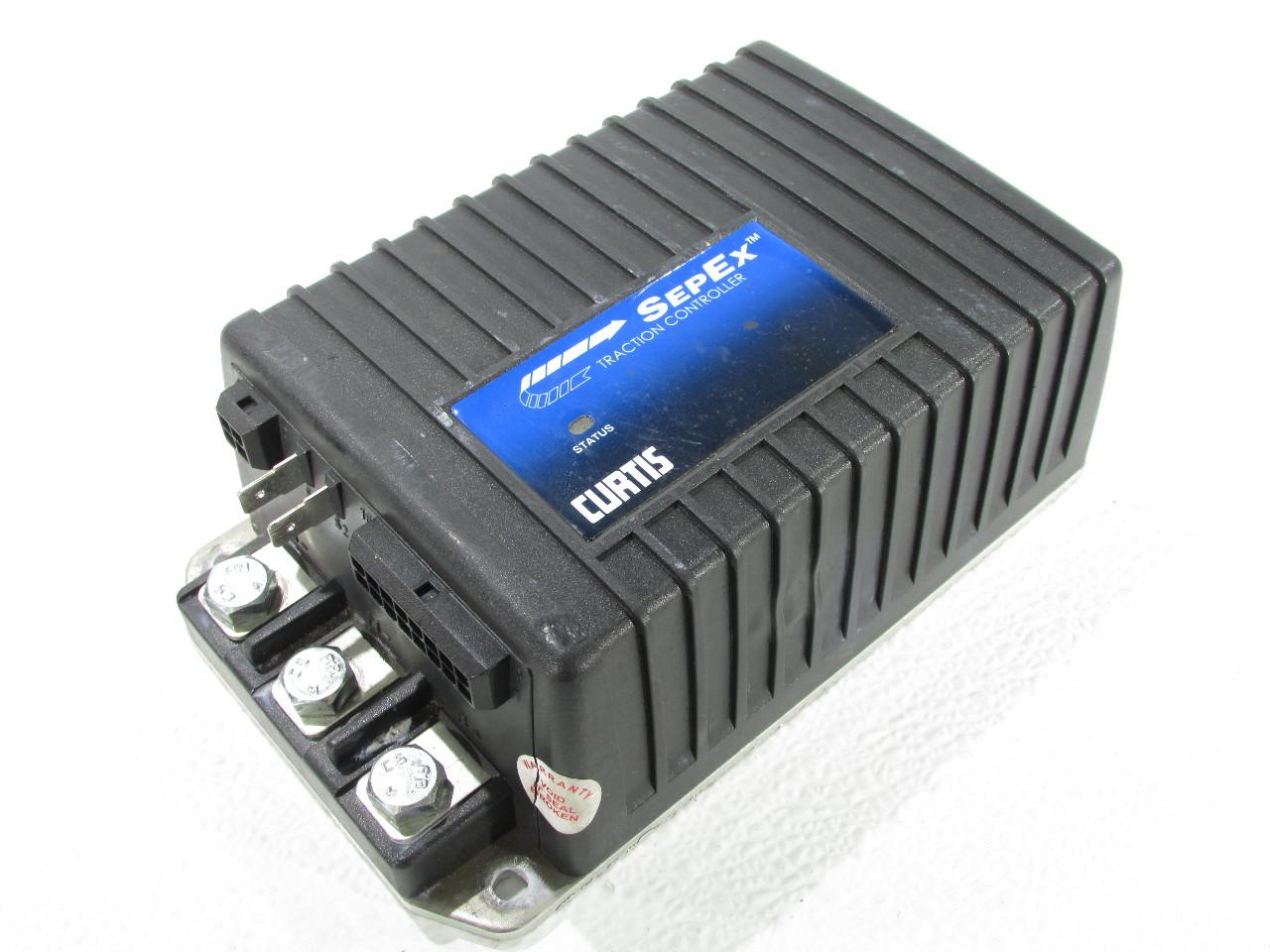 Curtis 1243c4378 dc motor controller premier equipment for Curtis dc motor controller 1243