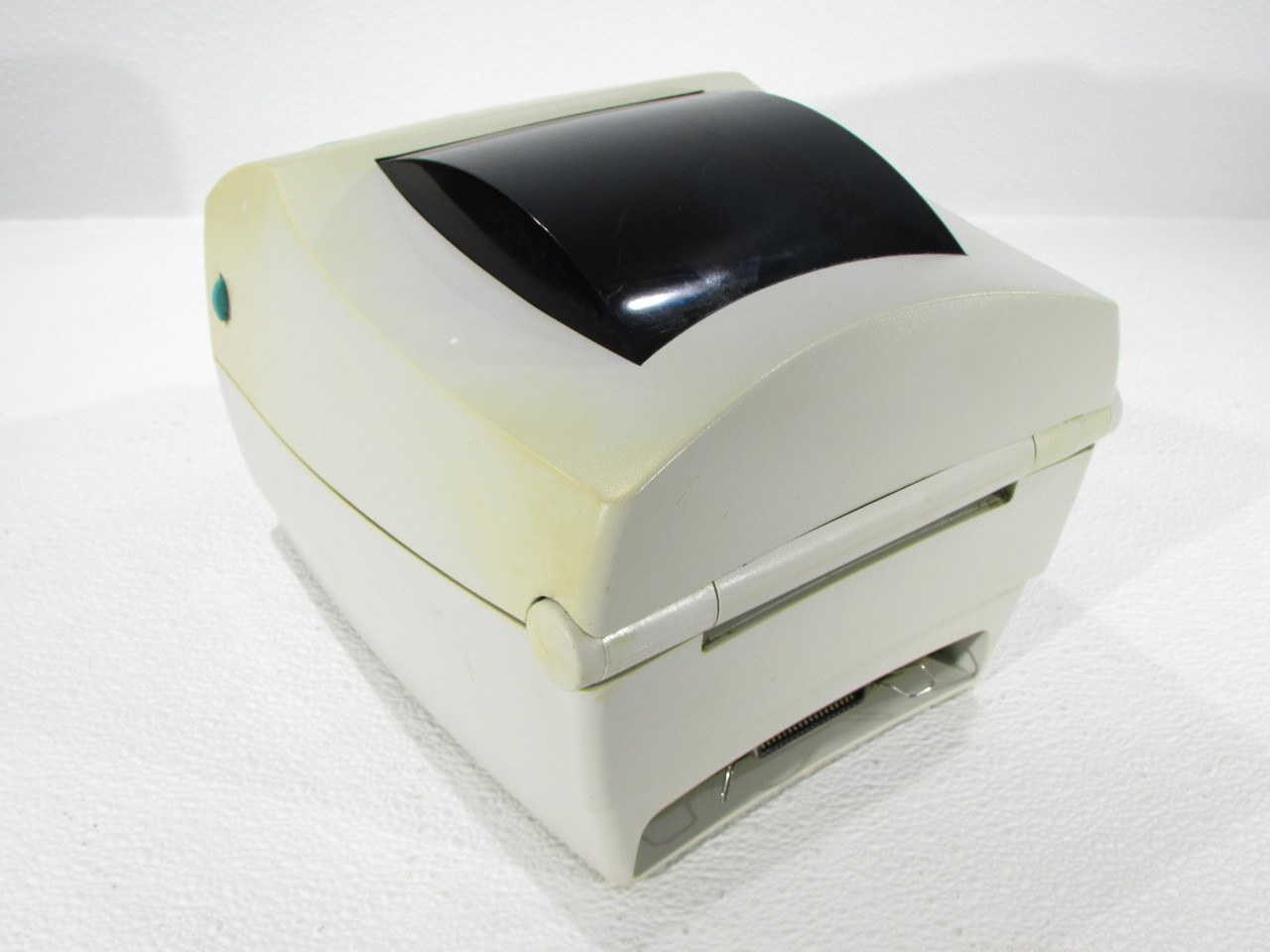 zebra tlp2844 thermal label printer 2844 10300 0001 premier equipment solutions inc. Black Bedroom Furniture Sets. Home Design Ideas