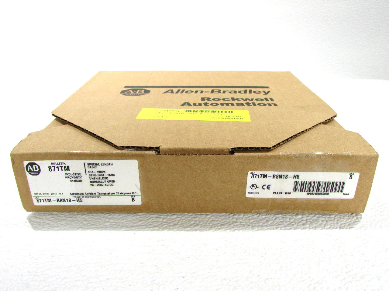 New Allen Bradley 871tm