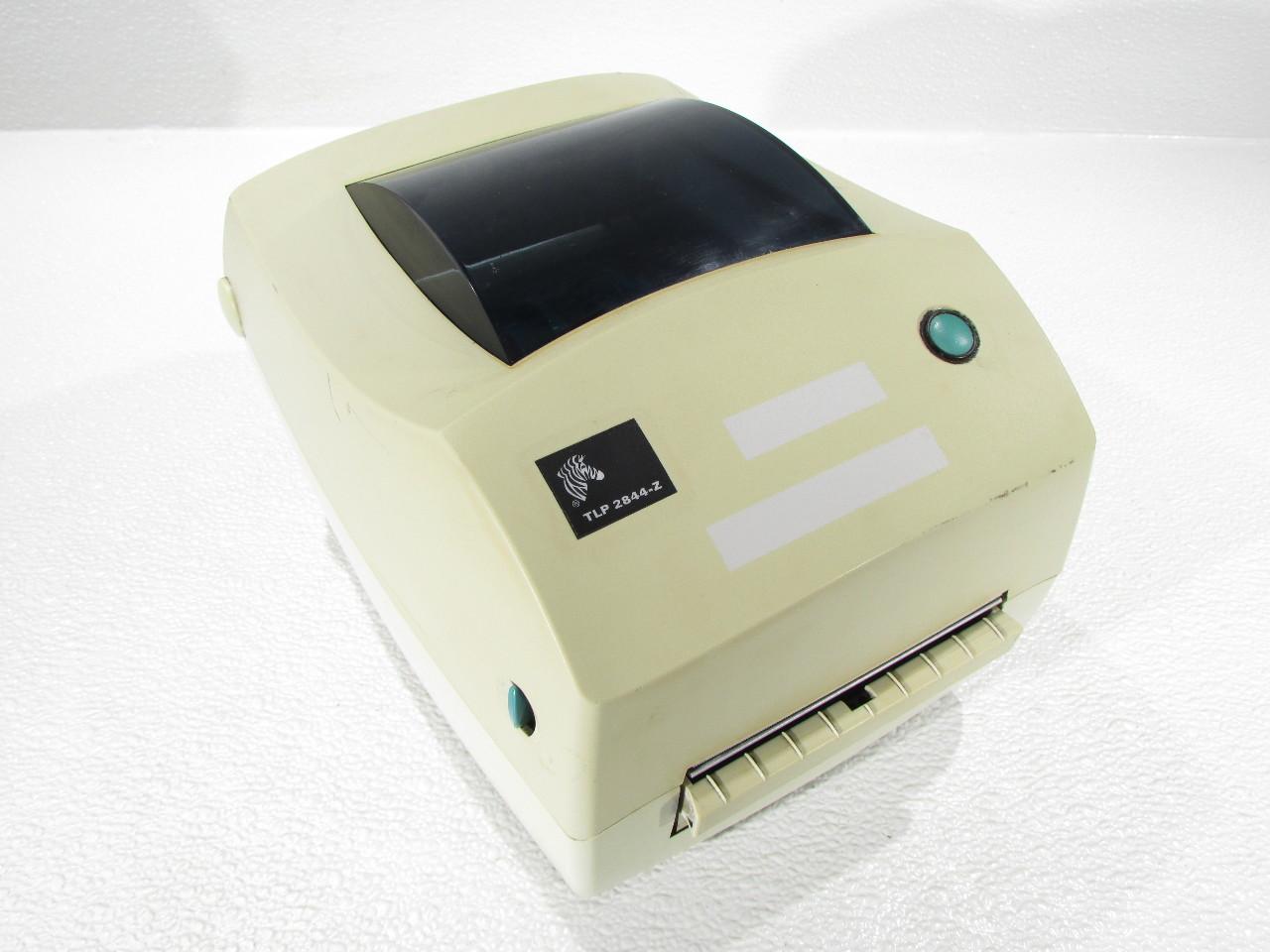 ZEBRA TLP2844-Z LABEL THERMAL PRINTER | Premier Equipment Solutions