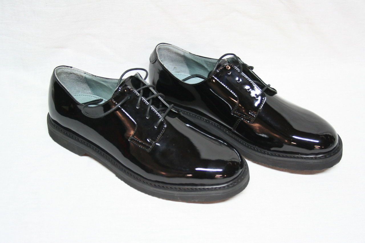 rocky patent leather oxford high gloss mens dress shoes