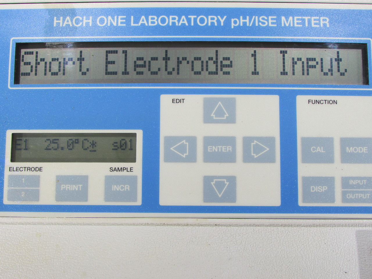 Hach Ph Meter : Hach laboratory ph ise meter premier equipment