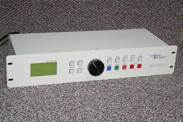 Prime Image DTM Remote Model DTM-Remote Digital