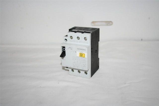 Siemens 3VU1300-0MJ00 Motor Protector