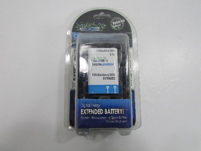 NEW - EXTENDED CELLULAR BATTERY FOR BLACKBERRY 8520 EXTENDED