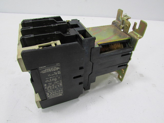 TELEMECANIQUE LP1 D80004 24V COIL CONTACTOR 125A