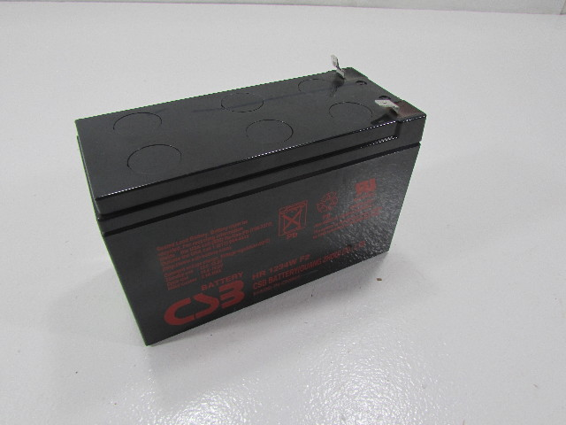 CSB BATTERY HR1234W F2 3.4A MAX