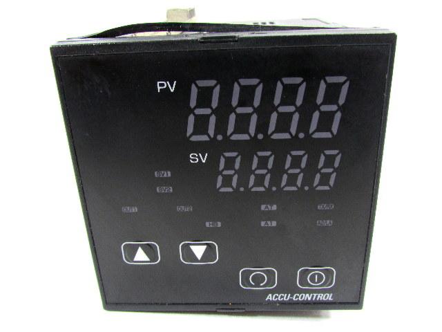 * SHINKO ACCU-CONTROL JCD-33A-A/M TEMPERATURE CONTROLLER 0-50 C *WARRANTY*