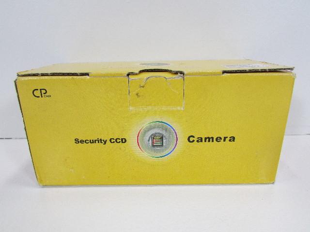 CP CAM SECURITY CCD CAMERA