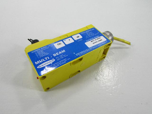 BANNER MULTI-BEAM FX1 SCANNER BLOCK