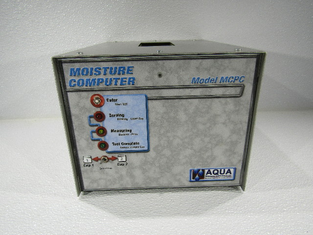 AQUA MEASURE MCPC MOISTURE COMPUTER