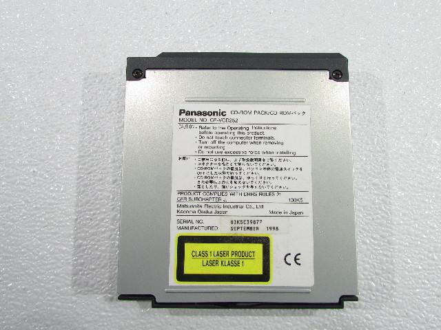 PANASONIC CR-VCD252 CD-ROM