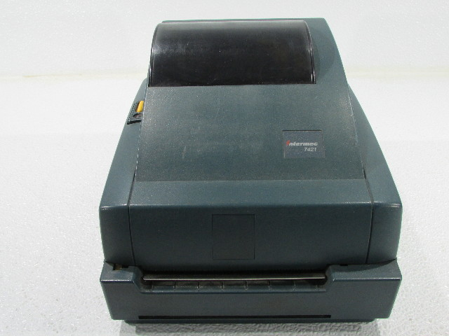 INTERMEC 7421 THERMAL LABEL PRINTER #2