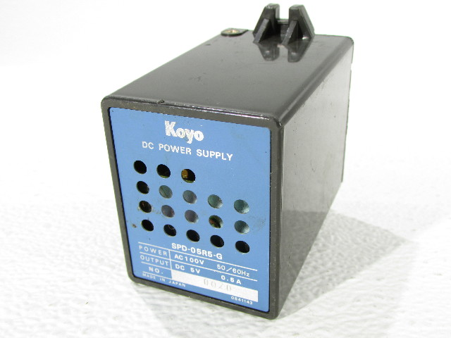KOYO SPD-05R5-G DC POWER SUPPLY