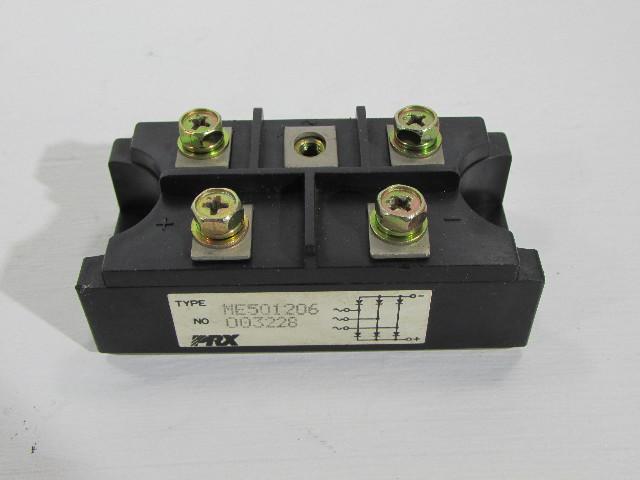 NEW POWEREX ME-501206  RECTIFIER MODULE, 1.2KV, 60A