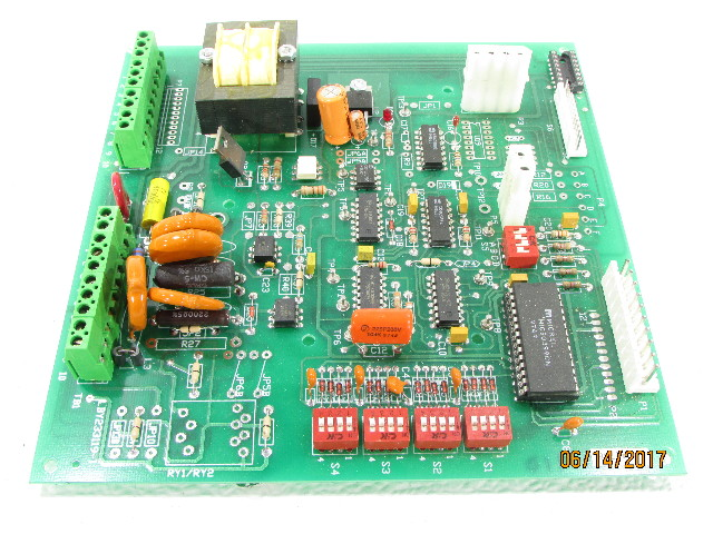 DANAHER MOTION  BINDICATOR LBY233119-I PC BOARD