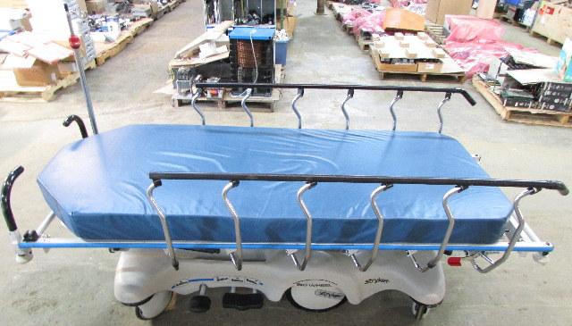 * STRYKER BIG WHEEL 1501 STRETCHER MAX 225 kg, 500 lb *WARRANTY*