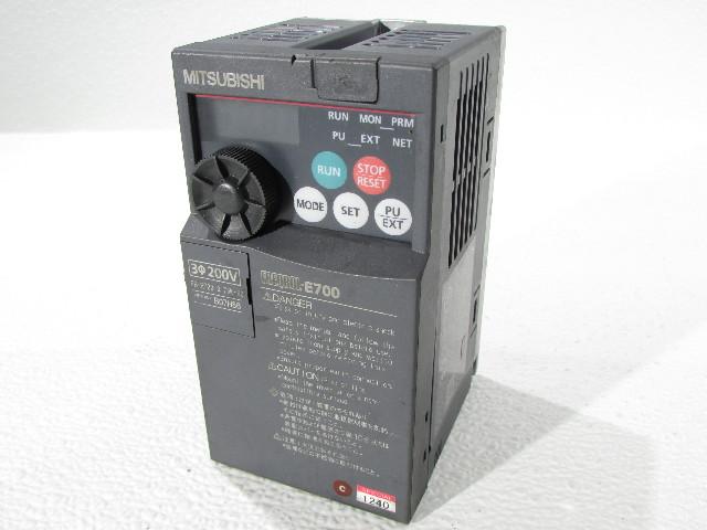 MITSUBISHI E700 FR-E720-015SC-NA INVERTER DRIVE