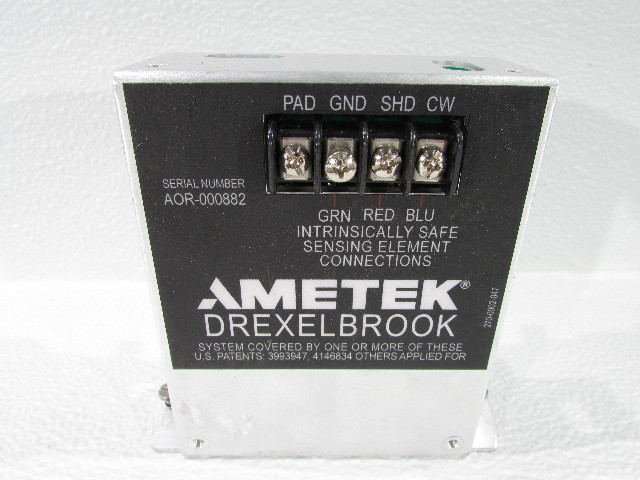 AMETEK DREXELBROOK 270-0002-047 TRANSMITTER