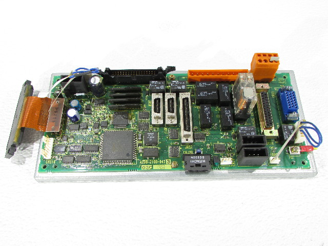 * FANUC A20B-2100-042 PANEL BOARD