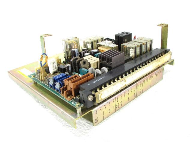 * FANUC A14B-0076-B324 INPUT MODULE 600V 30AMP