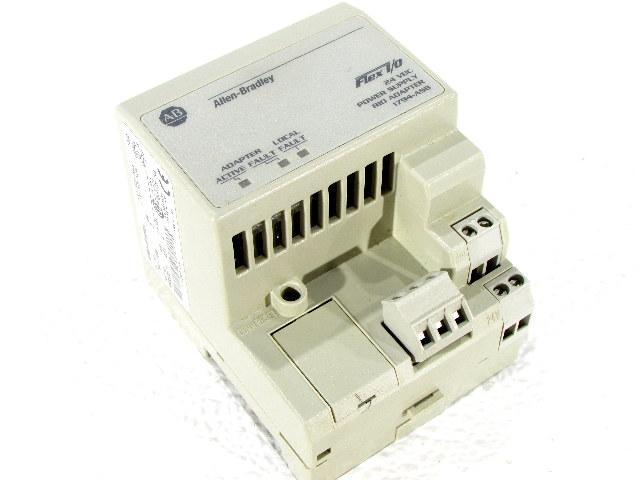 * ALLEN BRADLEY 1794-ASB /D REMOTE I/O ADAPTER 24VDC FLEX 8POINT