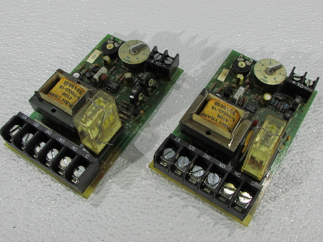 LOT OF 2 ATHENA 785A121U CIRCUIT BOARD