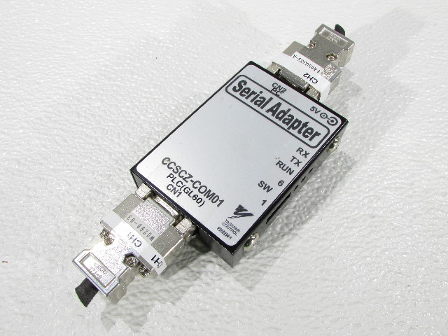 YASKAWA CCSCZ-COM01 SERIAL ADAPTER