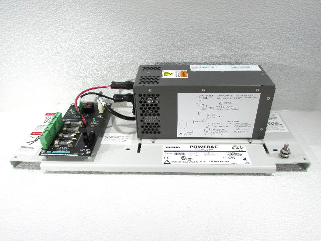 * NEW SIEMENS 39PSR4ANEN POWER SUPPLY RACK APAQS+ QUADLOG 115/230V 47-63HZ 24V 7.3A