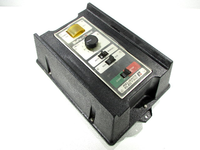 * NEW RELIANCE ELECTRIC 14C11 1.5 HP MINIPAK PLUS VS DRIVE