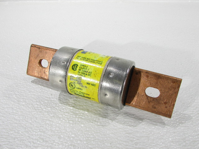 NEW BUSSMANN LPJ-250SP FUSE 250AMP 600V CLASS-J TIME DELAY LOW PEAK