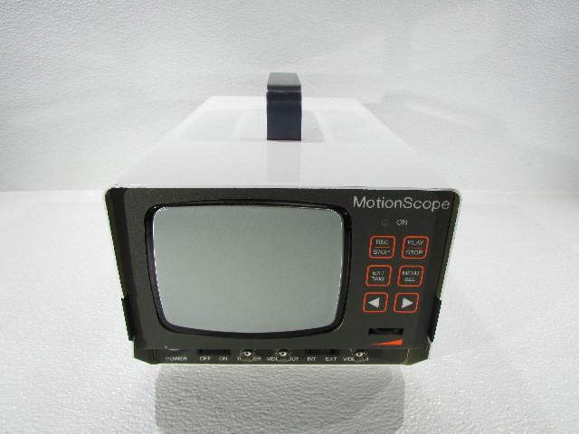 REDLAKE CAMERA 100-0001 MOTION SCOPE HIGH SPEED DIGITAL VIDEO CAMERA MONITOR