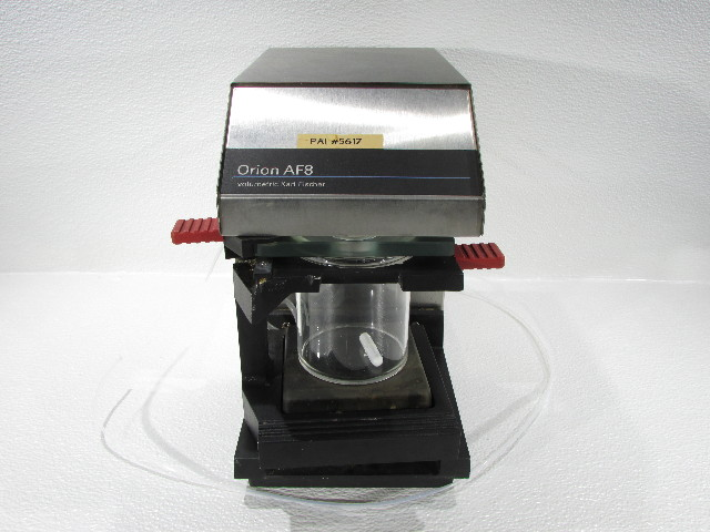 THERMO/ORION AF8  VOLUMETRIC KARL FISCHER TITRATOR