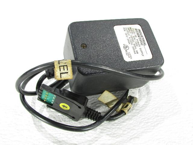 INDUSTRIAL SCIENTIFIC RJK-1000 P/N 1810-5494 PLUG IN POWER SUPPLY