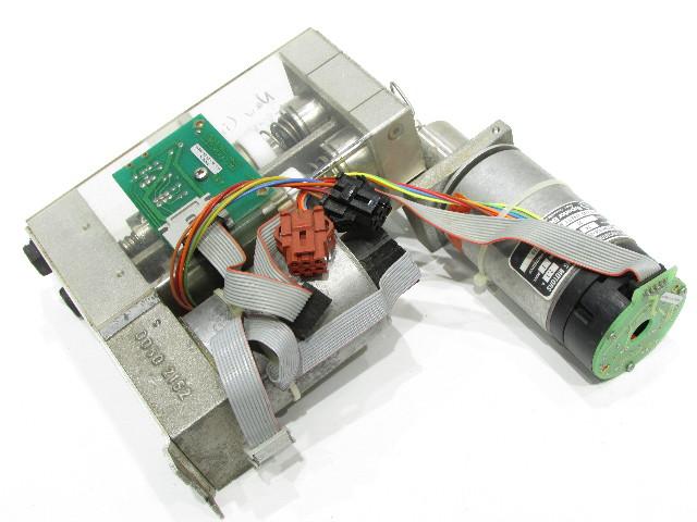 HP 79835-66515 REV A CHROMATOGRAPH METERING PUMP W/SUPERIOR ELECTRIC SLO-SYN SM-024-0036-DM