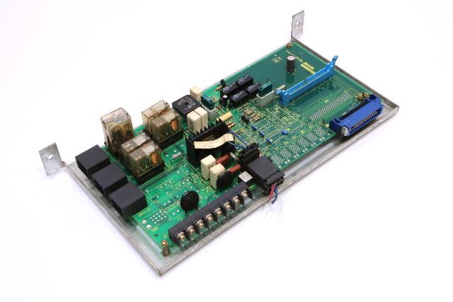 * FANUC A16B-1212-093 E-STOP CONTROL BOARD